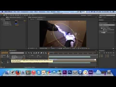 Star Wars Short Film Tutorial (Adobe After Effects)