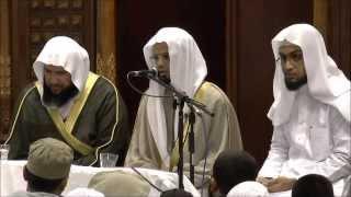 Shaykh Abu Bakr Shatri Closing Speech and Dua' at Masjid Khadijah Peterborough