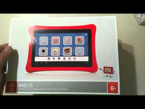 Nabi 2S vs Nabi 2: Unboxing, Review,  Only $85