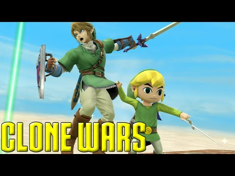Clone Wars: Link VS. Toon Link (The Differences)