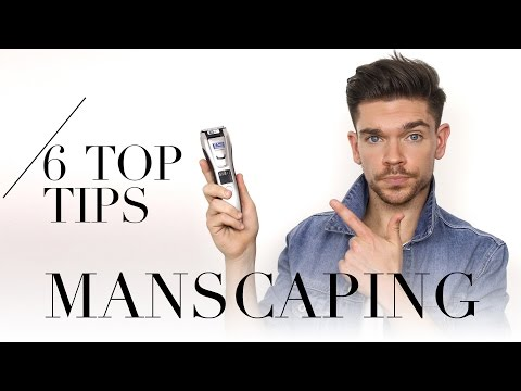 6 Manscaping Tips Every Man Should Know ad
