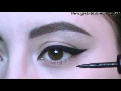 How To Apply Eyeliner Pencil Liquid Gel Liner