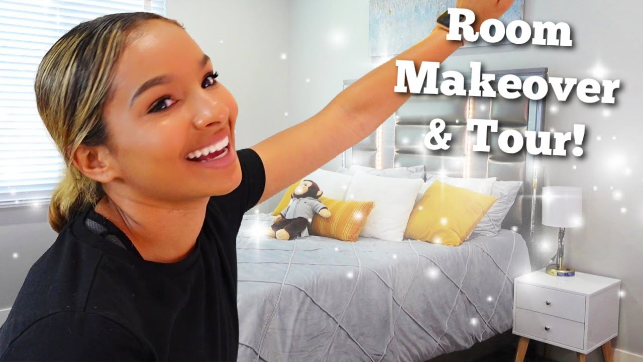 Room Makeover For Teens! | Bedroom Tour