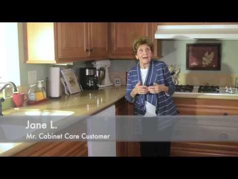 Jane testimonial C for Mr Cabinet Care