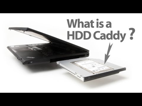 What is a HDD CADDY