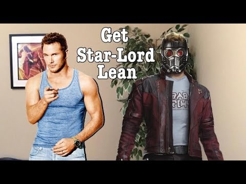 Get Star-Lord Lean! How Chris Pratt Got Lean To Play A Superhero. Episode 6 Superhero Series