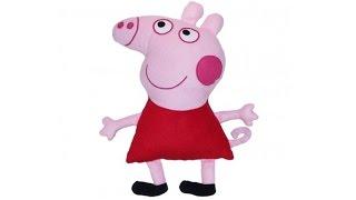 свинка пеппа игрушечный мультик все серии подряд йан