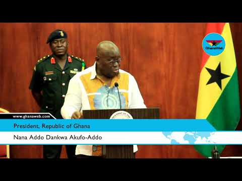 It's not my responsibility to fight corruption at GFA - Akufo-Addo