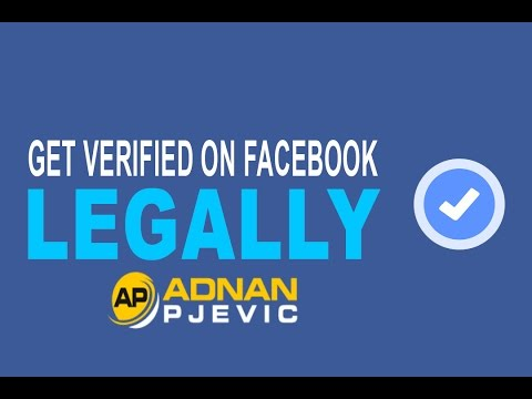 HOW TO GET LEGALLY VERIFIED ON FACEBOOK [2016]
