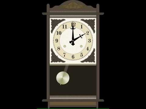 Android app Grandfather Clock