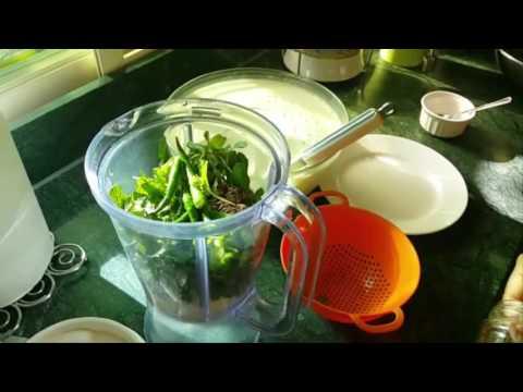 Pudina Chutney - Mint Yogourt Recipe