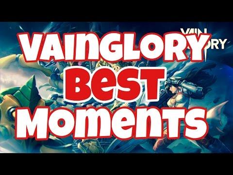 Vainglory - Best Moments!! #2
