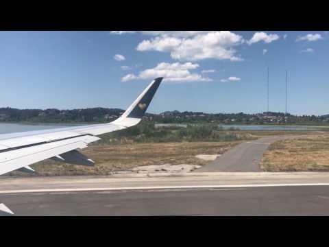 Corfu Airport to Bistol Airport