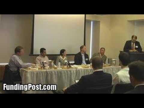 Venture Capital investors from the FundingPost 5/23/07 event