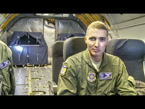 Inside Air Force's KC-10 Extender Aerial Refueling Tanker