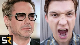 How Marvel Stars Reacted To Spider-Man Leaving The MCU