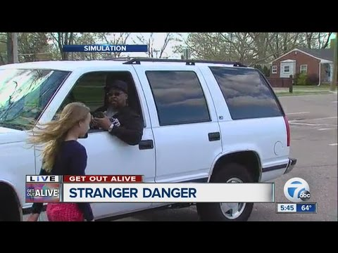 Get Out Alive: How to avoid Stranger Danger scenarios