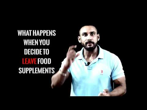 Can you grow without food supplements