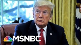 President Donald Trump Remains In Sour Mood Post-Midterms: Reports | Morning Joe | MSNBC