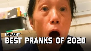 Best Pranks of the Year (2020) | FailArmy