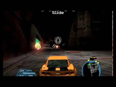 Transformers The Game - Autobots Mission 3 (Bumblebee in Hoover Dam)
