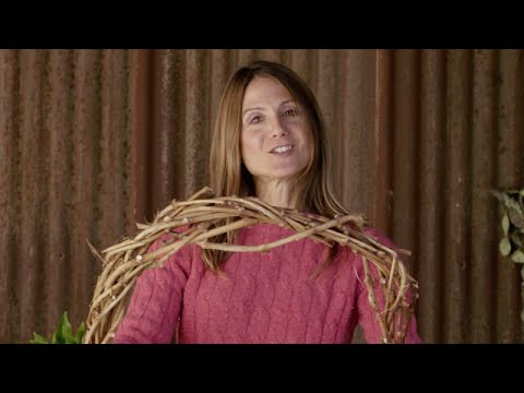 How to Make a Grapevine Wreath with Emily Murphy