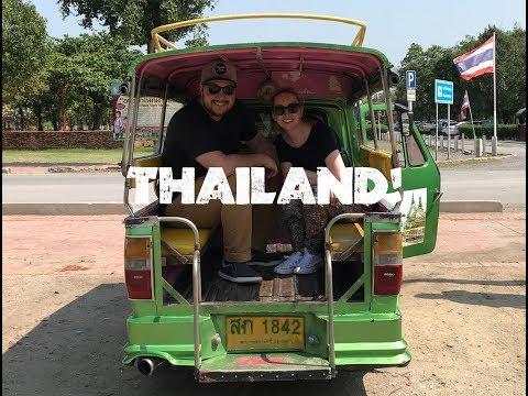 Thailand Honeymoon, 2018 [Bangkok - Chiang Mai - Koh Samui - Krabi]