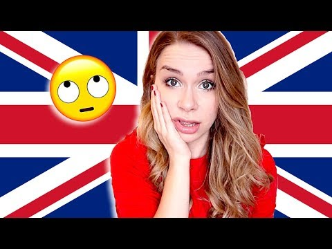 Weird Things about British People I will never understand! Pt. 3