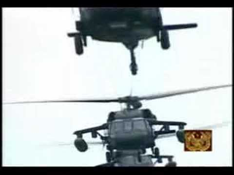 Thunderstruck - US Army Aviation