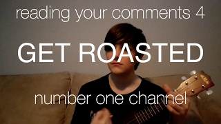 READING YOUR COMMENTS 4: NUMBER ONE CHANNEL