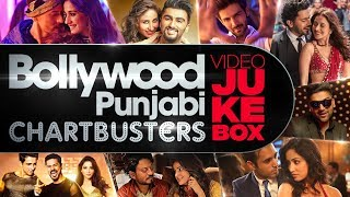 Bollywood Punjabi Chartbusters - Video Jukebox | Diwali Party Songs | Latest Hindi Party Songs