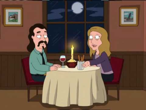 Family Guy - 37 year old woman on a blind date fun