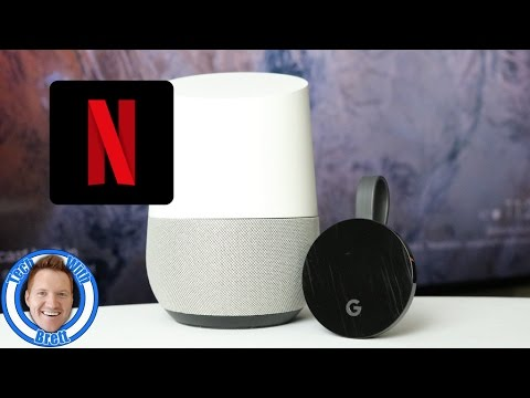 How to Play Netflix on Chromecast From Google Home
