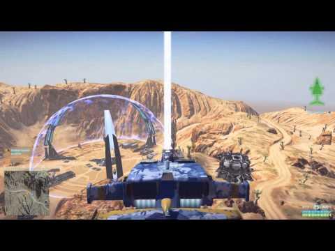 Planetside 2: Captain's Log - Landing/Repairing/Turns