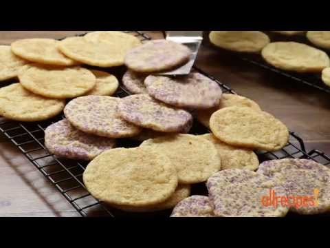 How to Make Chewy Sugar Cookies | Cookie Recipes | Allrecipes.com