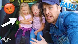 WE LOST THE KIDS! 😬 CRAZY REACTION
