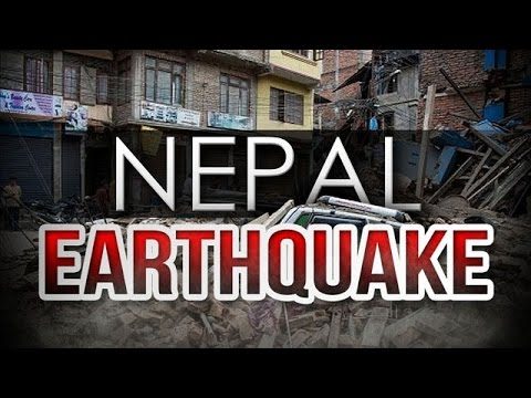 ANOTHER Nepal Earthquake  Delhi buildings evacuated!