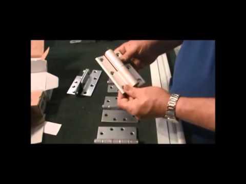 Commercial Door Repair - Hinge And Pivot Identification