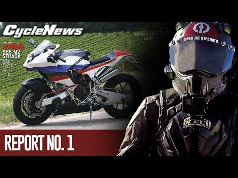 My CycleNews Report - No.1