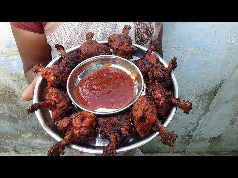 Super tasty Chicken Wings Lollipop Recipe | How to make Chicken Lollipop at Home,