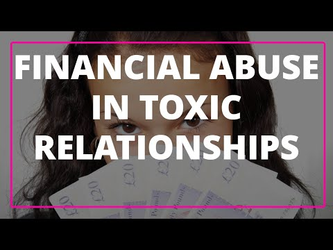 Top 10 Signs of Financial Abuse in Narcissistic Relationships