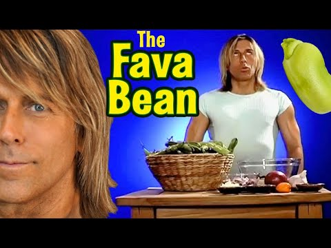 FAVA BEAN high protein recipe for HGH, anti-aging, bodybuilding, weight loss
