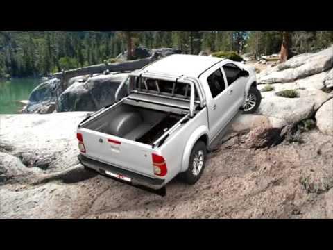 At www.accessories-4x4.com: Ford Ranger Isuzu D-max VW Amarok Toyota Hilux Vigo Nissan Navara L200