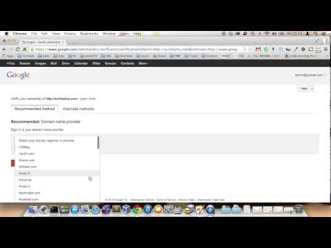 create and manage multiple domains with google enterprise apps