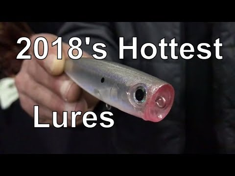 Best Baits and Services You've NEVER Heard of - 2018 Outdoors Expo