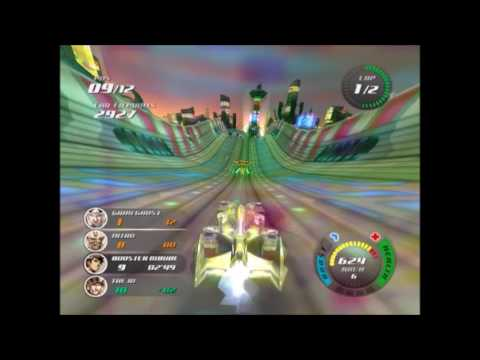 Speed Racer (PCSX2 1.2.1) Gameplay with Booster Mbube