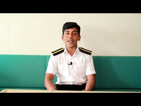 Download new cadet first time in merchant navy