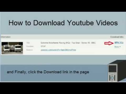 How to Download Youtube Videos Online Free to Computer