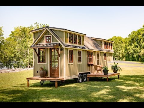 The Ultimate Tiny House on Wheels