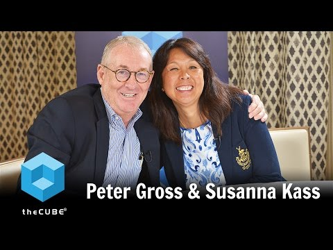 Peter Gross, Bloom Energy & Susanna Kass, BASELAYER - io Data Centers - #theCUBE